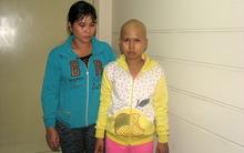 Cô bé ung thư ước mái tóc mọc lại như xưa