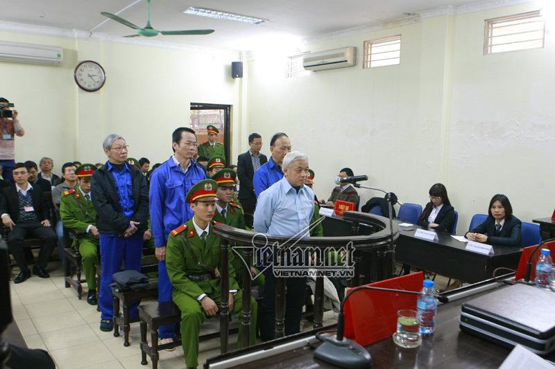 Bầu Kiên bị tuyên 30 năm tù