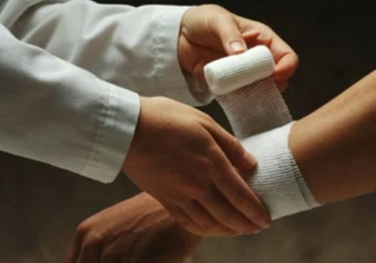 vết thương, xử lý vết thương tại nhà