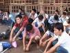 Phá trường gà của con nghiện vùng ven Sài Gòn