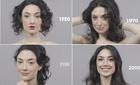 Phái đẹp đã thay đổi thế nào trong 100 năm qua