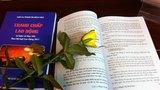 """Tặng bạn đọc sách """"Tranh chấp lao động - Lý luận và thực tiễn"""""""