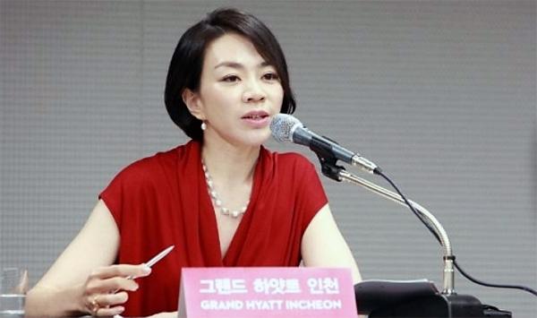 Korean Air, Hàn-Quốc, hàng-không, tiếp-viên-trưởng, mắc-ca, phó-chủ-tịch, Heather Cho