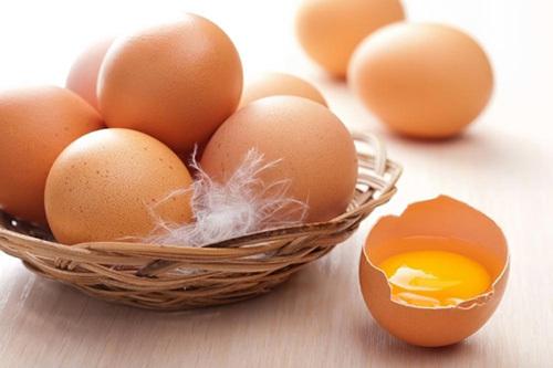 trứng gà, trẻ nhỏ, sai lầm
