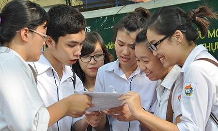Bộ Giáo dục, dự thảo, một kỳ thi quốc gia, THPT, 2015