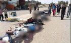 Kinh hoàng hàng trăm người bị IS chôn chung