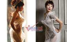 Diva Hà Trần cũng có lúc sexy không ngờ