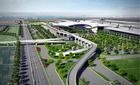 Hình ảnh bất ngờ đầu tiên về ga T2 Nội Bài sắp khai trương