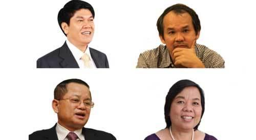 Bộ tứ kiếm tiền giỏi nhất Việt Nam 2014: Kiếm thêm trên 1.000 tỷ