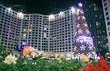 Ngắm những cây thông Noel độc ở Hà Nội