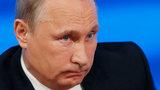 Putin chọc phóng viên trong họp báo cuối năm