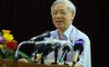 'Không phân chia sự lãnh đạo quân đội cho lực lượng khác ngoài Đảng'