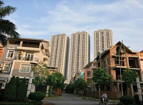 'Hơi ấm' chính sách kích cầu nhà đất