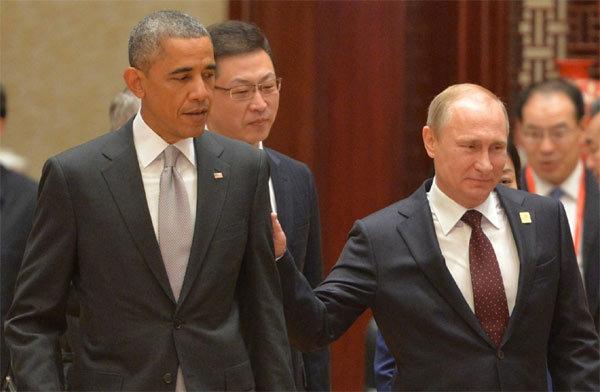 Những bức ảnh lãnh đạo thế giới