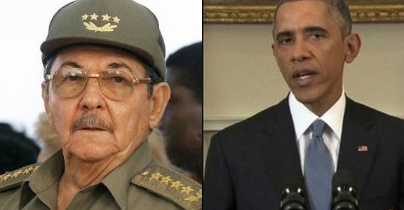Cuba, Obama, Mỹ, Hoa Kỳ, Fidel Castro,  Raul Castro, đảo chính, cấm vận, cách mạng