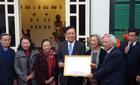 Khai trương bảo tàng Nguyễn Văn Huyên