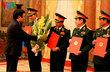 Phong hàm Thượng tướng cho 4 sĩ quan quân đội