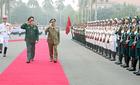 Bộ trưởng Quốc phòng Cuba thăm Việt Nam