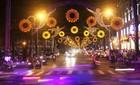 Sài Gòn lung linh chờ đón Giáng sinh