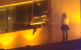 10 clip 'nóng': Thiếu nữ tự tử từ tầng cao khách sạn