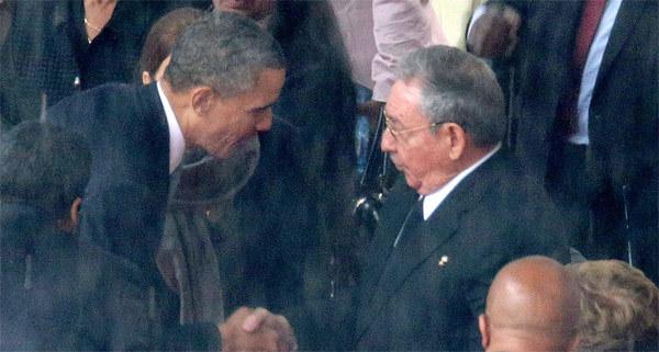 Mỹ, Cuba, Obama, Raul, bình thường hóa, Hoàng Anh Tuấn, Barack Obama, Mỹ