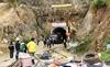 Phong tỏa hầm thủy điện bị sập để điều tra