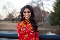 Nhan sắc gốc Việt liên tiếp giành giải thưởng quốc tế