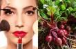 Phụ nữ Nga được khuyên dùng củ cải thay son môi