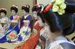 Geisha Nhật được cảnh sát dạy võ để tự vệ