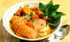 Đầu tháng ăn ngon với đậu hũ kho chay