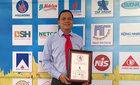 Tân Hiệp Phát nhận giải Thương hiệu uy tín 2014