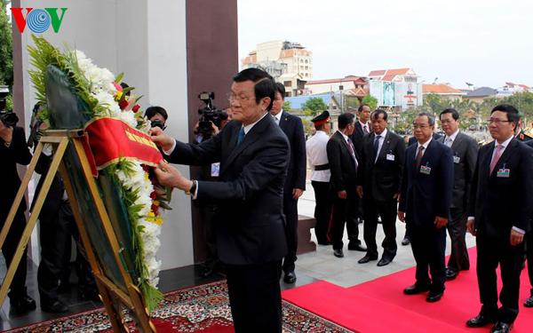 Sớm hoàn thành phân giới, cắm mốc biên giới VN-Campuchia