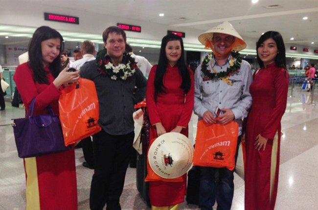 Dừng các chuyến bay đưa khách Nga đến Sài Gòn, Phú Quốc