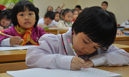 Bộ GD-ĐT, chấm điểm, học sinh, sổ sách, giáo viên, học kỳ