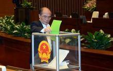 Đảng đoàn QH lấy phiếu tín nhiệm 57 người