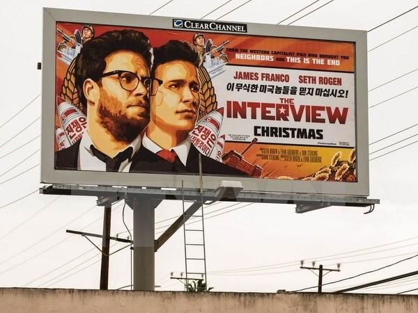 Triều Tiên, tấn công Sony, The Interview