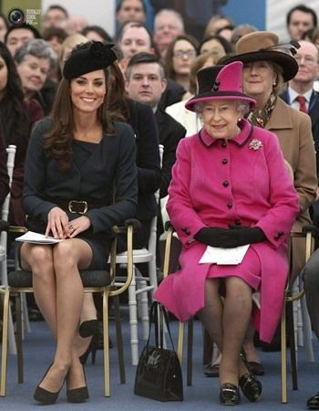 phép tắc, lịch sự, hoàng gia Anh