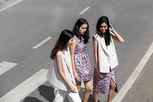 Gợi ý hoàn hảo để nữ công sở Sài Gòn tỏa sáng