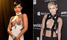 Những trang phục khoe hở bạo nhất năm 2014