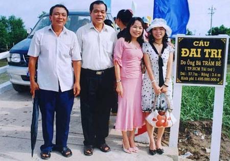 Thân thế thiếu gia giàu nhất Việt Nam