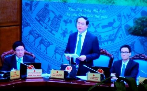 Bộ trưởng Công an, Trần Đại Quang, thông tin, internet, bí mật, công an