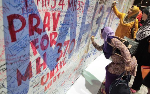 MH17, MH370, QZ 8501, tai nạn máy bay, máy bay rơi, máy bay mất tích