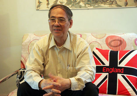 tiếng Anh, giáo dục, ngoại ngữ, Nguyễn Quốc Hùng