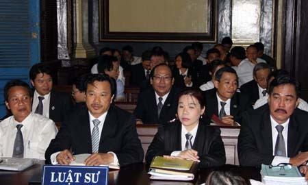 Vietinbannk, Huyền Như, lừa đảo, đại án, phúc thẩm, tranh tụng