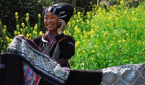 dịch vụ viễn thông công ích, điện thoại, vùng cao