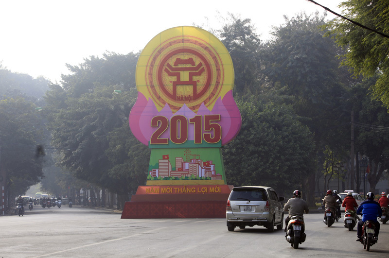 năm mới, 2015