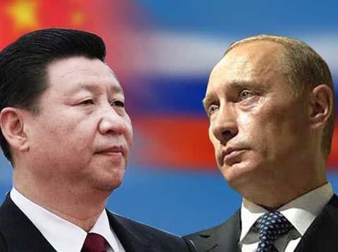 Nga, Putin, Bắc Kinh, Trung Quốc, Ấn Độ, Nhật Bản