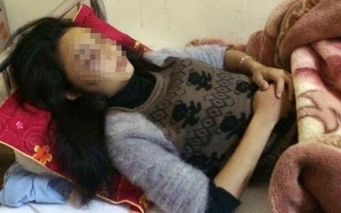 20141231151727 a1 1 Nữ sinh lớp 10 Phan Đình Phùng Hà Tĩnh bị đánh hội đồng trong khách sạn chỉ vì 1 tin nhắn