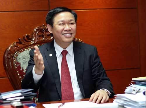 Ông Vương Đình Huệ: Nhiều 'chuyện lạ' đang chờ 2015