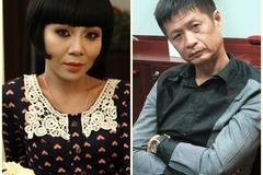 Lê Hoàng, Trác Thúy Miêu dẫn chương trình cùng nhau